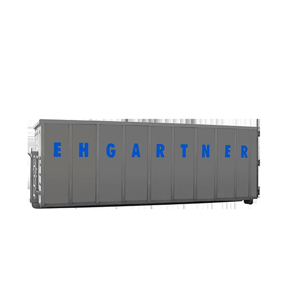 Abrollcontainer 37 Kubikmeter