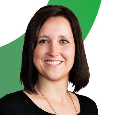 Ramona Enghuber, Mitarbeiterin Forstinning
