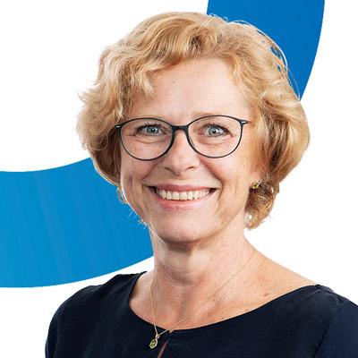 Inge Herrmann, Mitarbeiterin Geretsried